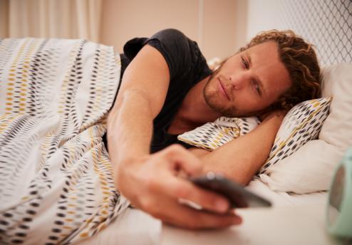 Slecht slapen door fysieke klachten